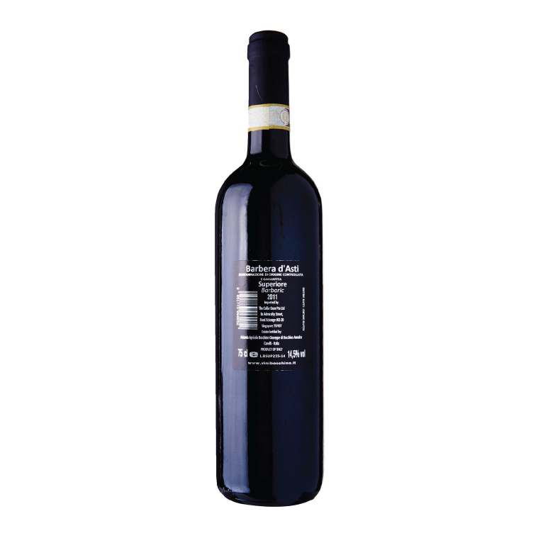 BARBERA D'ASTI DOCG SUPERIORE 750ML