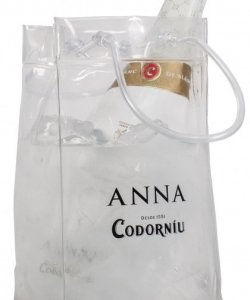 CODORNIU ANNA DE C BLANC DE B.B SLEEVER 750ML ( WITH ANNA ICEBAG)