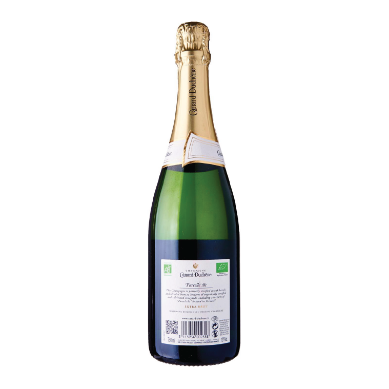Canard Duchêne Parcelle 181 Extra Brut - Organic