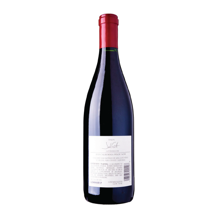 JOEL GOTT CALIFORNIA PINOT NOIR 750ML