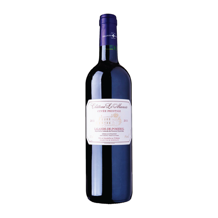 CHATEAU LE MANOIR 750ML