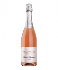 QUARTZ REEF METHODE TRADISIONELLE ROSE NV 750ML