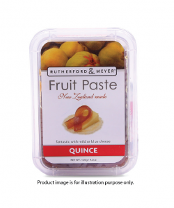 RUTHERFORD & MEYER QUINCE PASTE 650GM