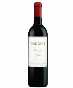 JOEL GOTT WASHINGTON RED BLEND (MERLOT, CABERNET SAUVIGNON, SYRAH & MALBEC) 750ML