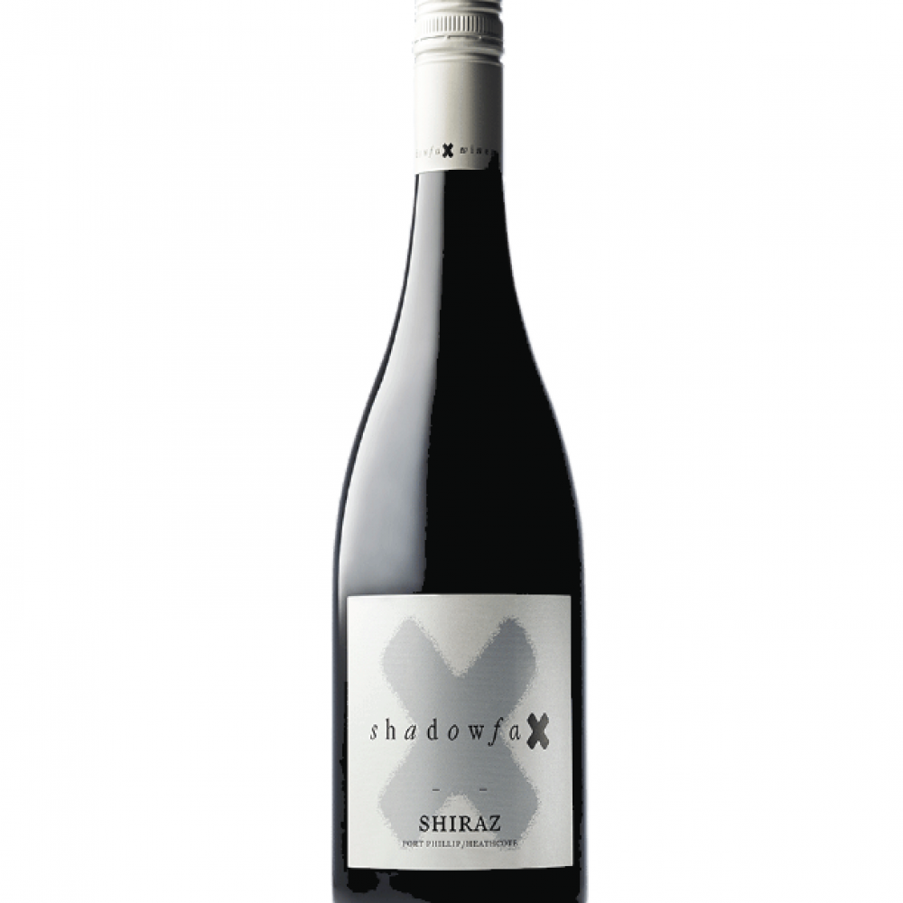 SHADOW FAX SHIRAZ 750ML