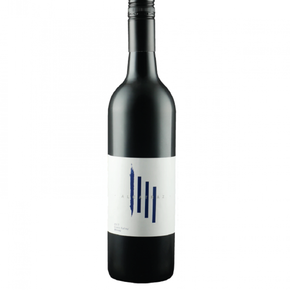 ALCATRAZ CLARE VALLEY SHIRAZ 750ML