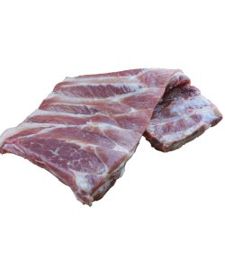 FROZEN PORK SPARE RIBS ST LOUIS CUT 800GM/PKT