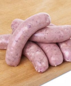 FROZEN SPICY ITALIAN PORK SAUSAGE 100GM X 5PCS/PKT