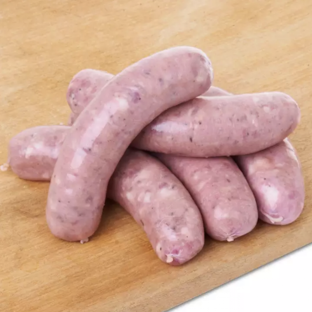 FROZEN SWEET ITALIAN PORK SAUSAGE 100GM X 5PCS/PKT