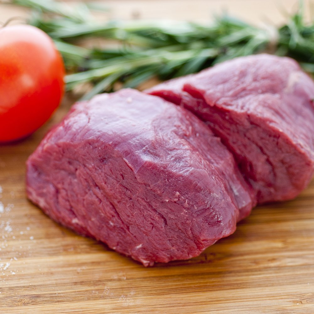 2 PIECES GRASS FED BLACK ANGUS TENDERLOIN 190 - 220GM