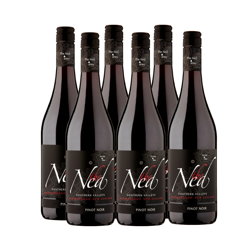 THE NED PINOT NOIR 750ML (6 BOTTLES)