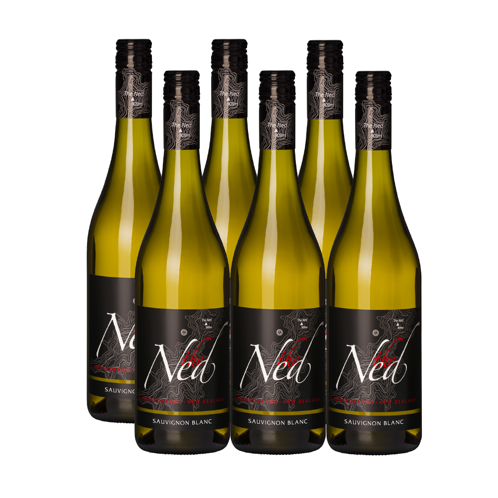 THE NED SAUVIGNON BLANC  750ML (6 + 1 BOTTLE FREE)