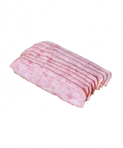 FROZEN PREMIUM TURKEY STRIPS (TURKEY BACON) 500GM/PKT