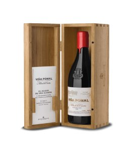 VINA POMAL ALTO DE LA CASETA WITH BOX 750ML