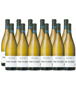 DOMAINE CHANSON VIRE-CLESSE 750ML (12 BOTTLES)