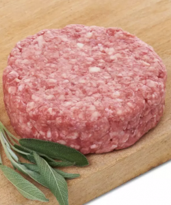 FROZEN WAGYU PATTY 50GM X 30PCS/PKT